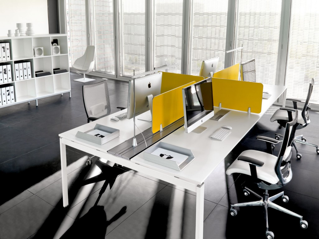 Furniture. Yellow