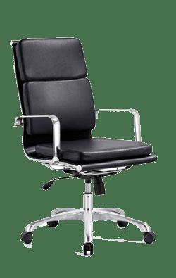 hendrix black chair