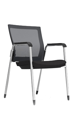 metal sidechair