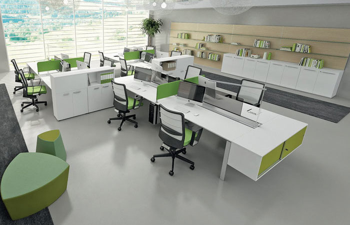 Can Cubicles be cool again?