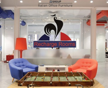 Every office needs a Recharge Room