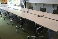 Open Office Privacy Crisis leads to Activity Based Workplace Design