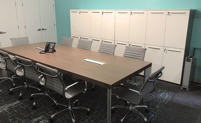 We care about your office just as you care about others! Tay Meeting Table