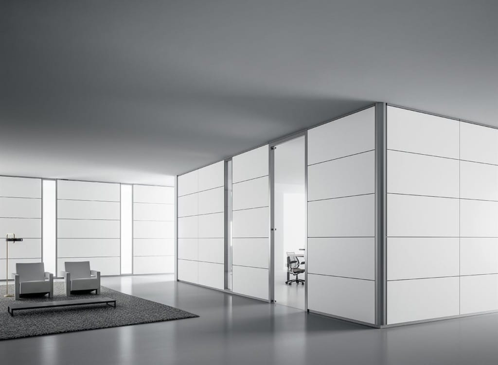 Office Furniture - Partitions - Modular