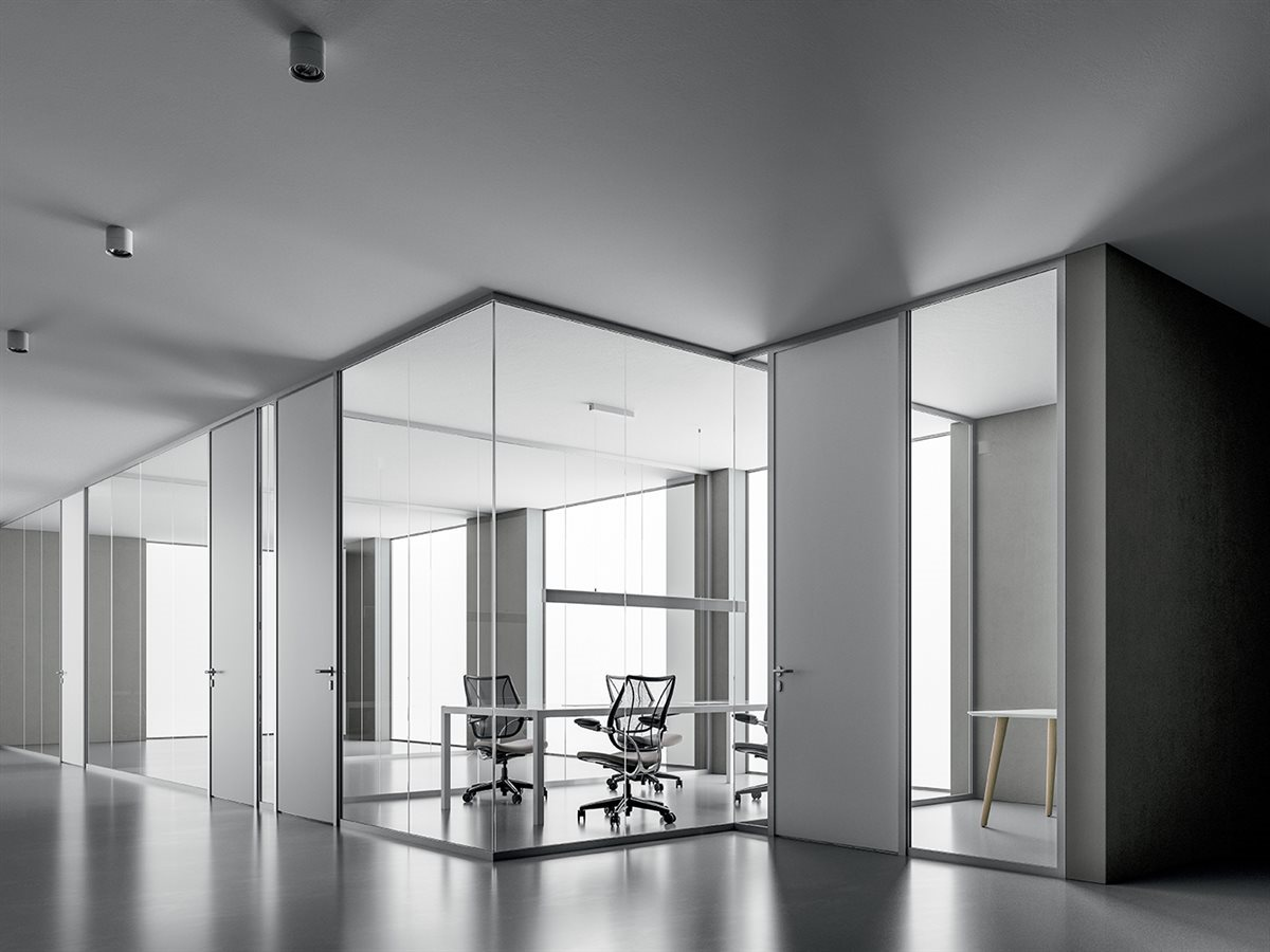 Partitions - Chairs very nice
