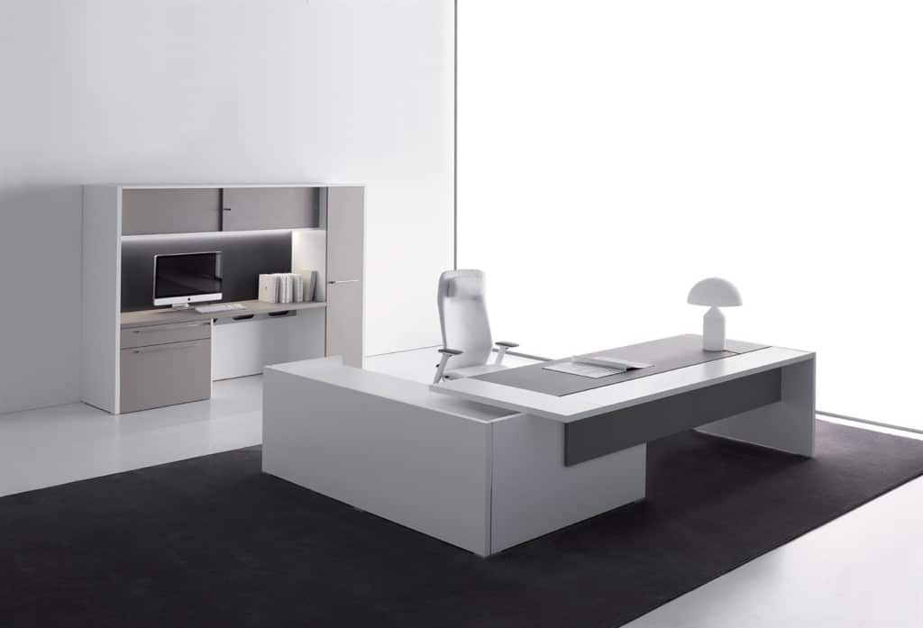 Office Desks Miami White Color
