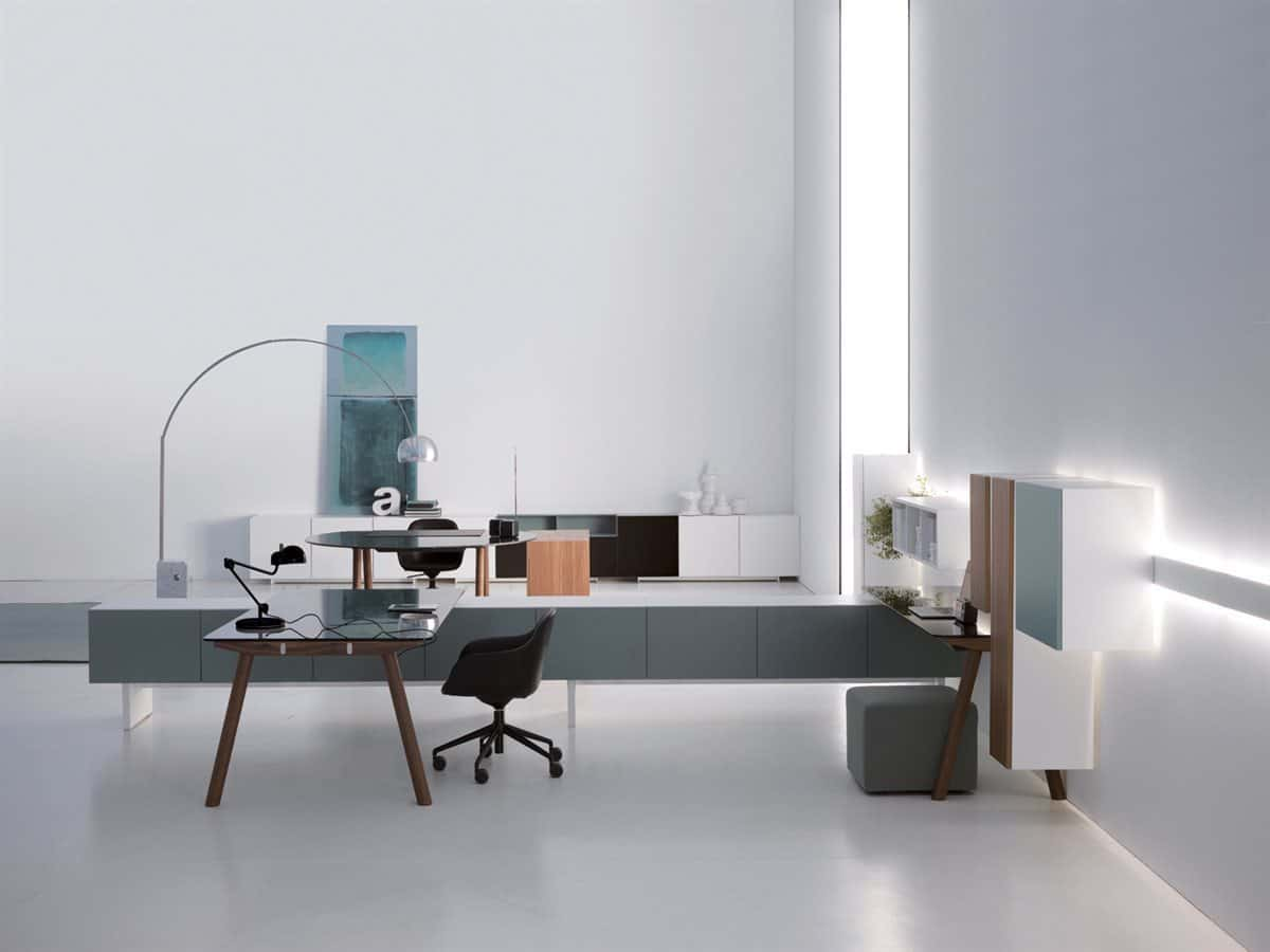 Modern Office Furniture with chair
