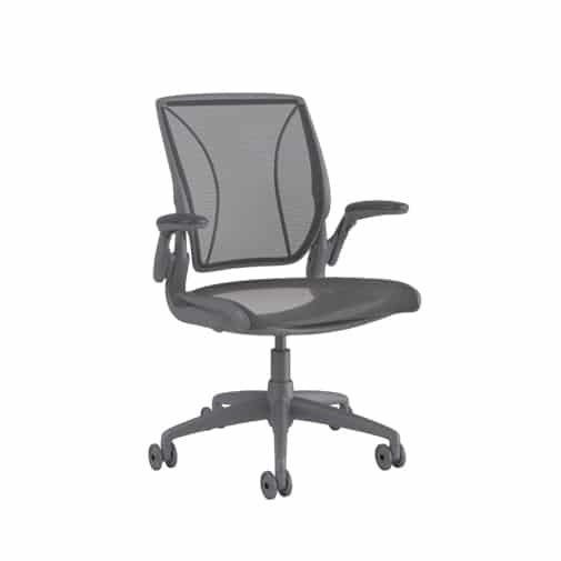 Furniture - Chair Grey