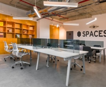 Workstations for Co-Working Spaces