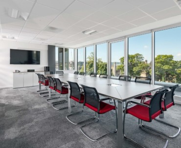 Modern Meeting Room Table